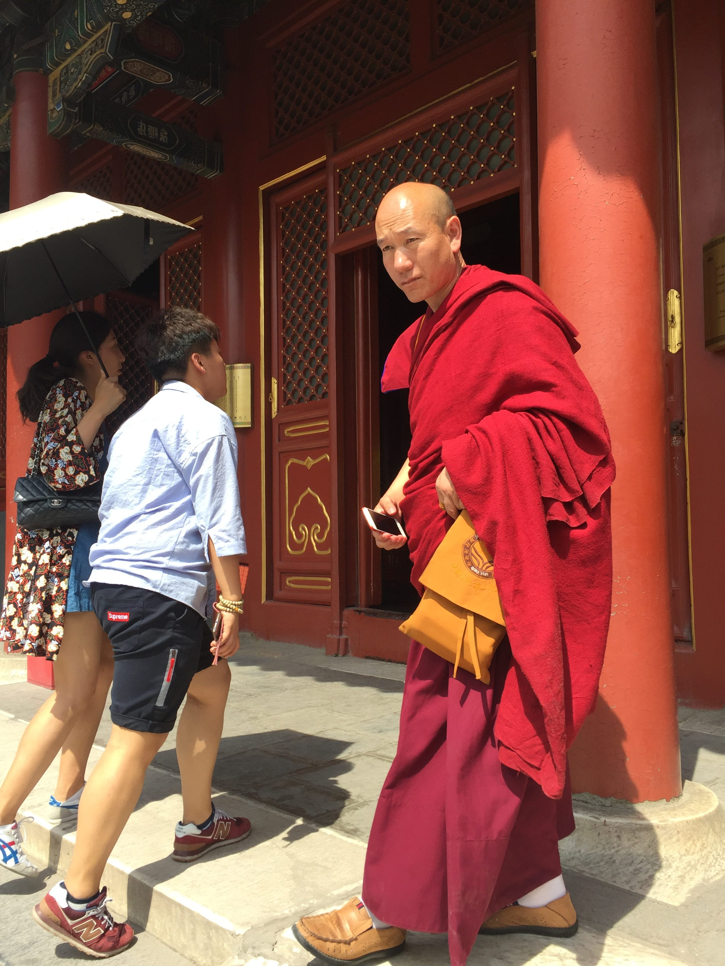 Lama Temple – Pekin – Chine