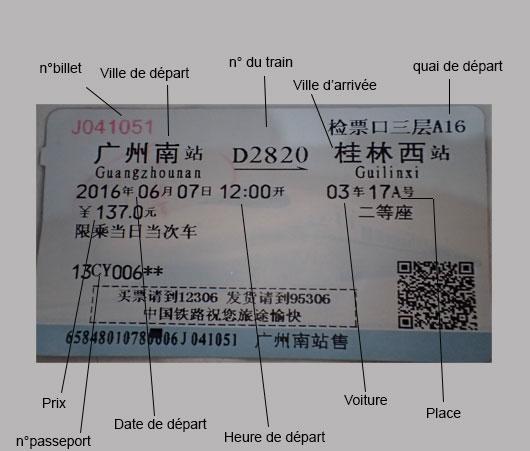 Ticket-de-train-Chine