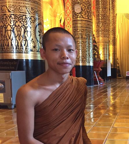 Narog, l'apprenti bonze - Thailande