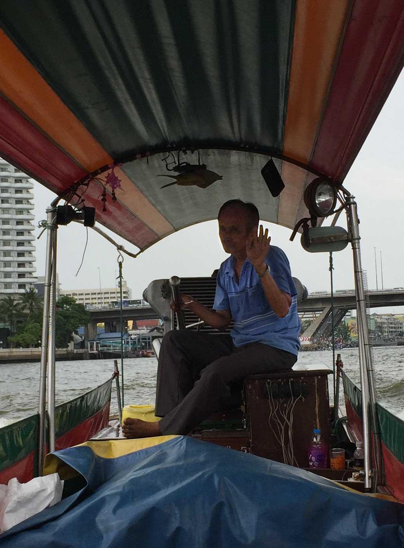 Taxi driver - Bangkok - Thailande