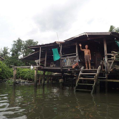 Klongs - Bangkok - Thailande