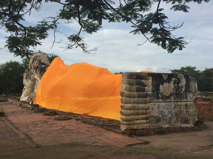 Ayutthaya Wat Worapho