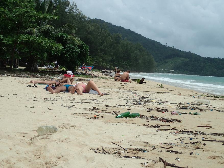 Nai Yang beach 2