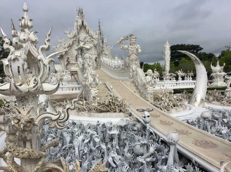 temple blanc 2 chiang rai