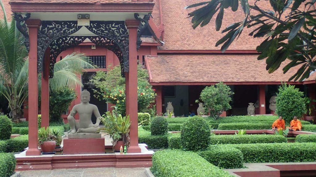Phnom Penh musée national