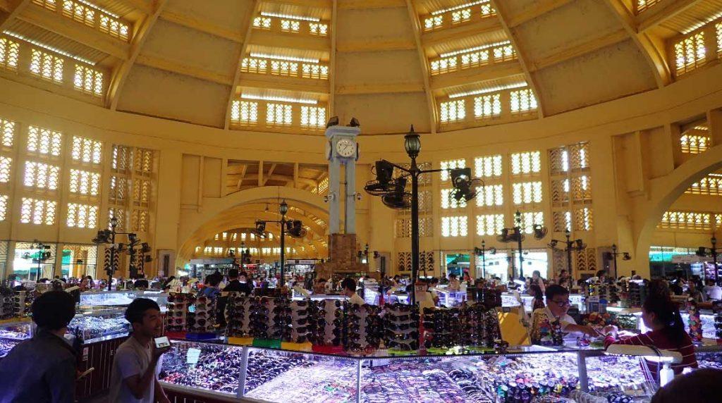 Phnom Penh central market