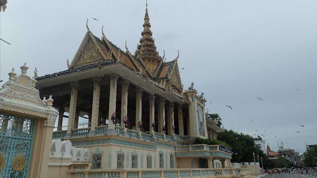 PhnomPenh Palais