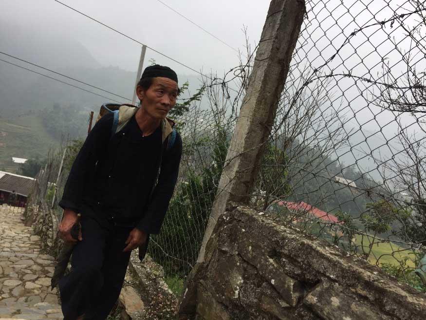 Retour du boulot - Catcat - Vietnam