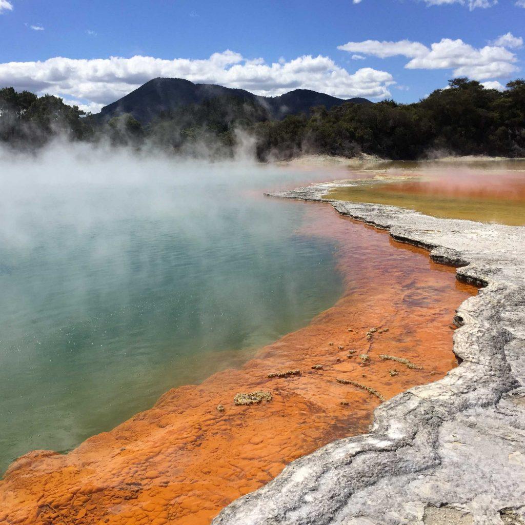 Rotorua - Wai o tapu