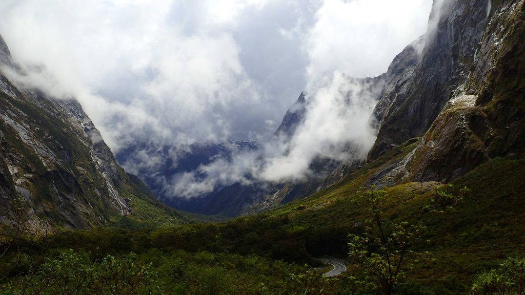 mlford fiordland
