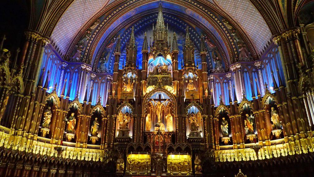 Montréal-Basilique NotreDame